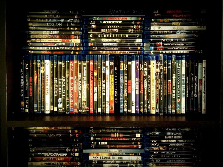 Everything In Its Place Movies Dvds Blueray Home Cinema Having Fun Shelf Discs Cinema Relaxing MovieStars PopcornTime Movielover Cinemalovers Movie Collection Cinema Time Box Office Hollywood Actors & Actresses Director Taking Photos Movie World Movie Films Movie Fest