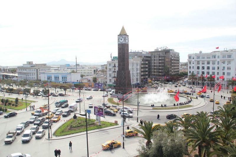Tunis Tunisie Tunisia 2015
