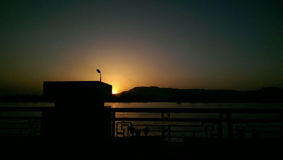 Egyption sun set Discover Your City