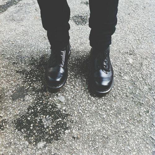 im with Dr Martens Check This Out