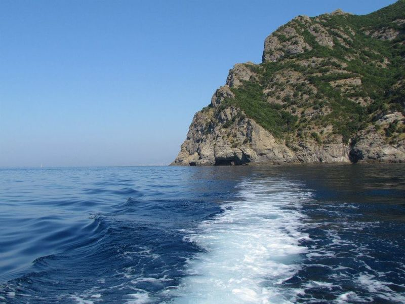 Punta Chiappa Genova Camogli Zena4ever