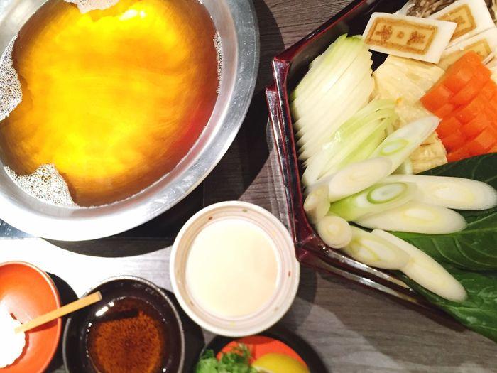 HOTPOT FOR DINNERRR Hotpot Dinner Yummy