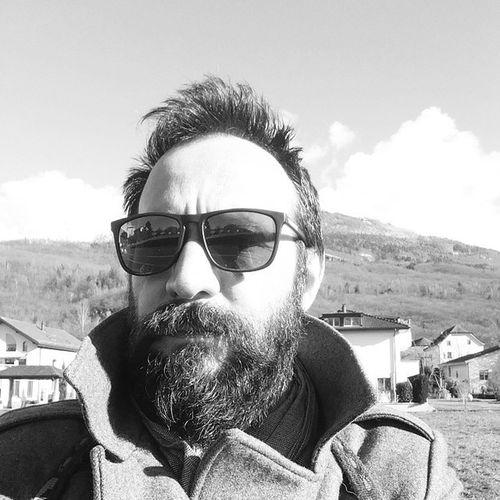 Beardoftheday Tattoedman Bearded Manandbeard bw beardman beard beard beardstyle picoftheday ig