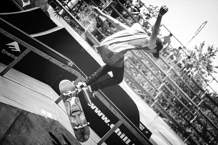 Pannonian Challenge Skateboard Sports Skatepark