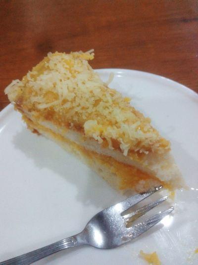 Yema Cake ♡ YemaCheeseCake😍❤❤❤❤❤❤❤💙💜💘💚❤💗💛💓 Yema Dessert Sweet Food Sweet Tooth Treat Cravingsatisfied