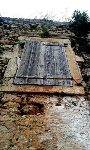 Μελιδονι GREECE ♥♥ Crete Window