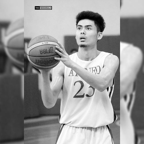 2014 in Review: Ateneo Team B standout Dan Wong🏀🏆 . . . Fmc FrMartinCup Admu Ateneo blueeagles agb ateneogloryb wongbrothers hoop basketball themanansala