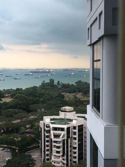 Horizon Over Water Boats Boats Boats Maycation No Filter, No Edit, Just Photography