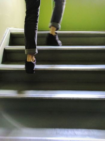 Human Leg Steps And Staircases Steps Human Foot Staircase Running Fast Speed In A Hurry  Meetings Meeting Rush Rushing Green Color