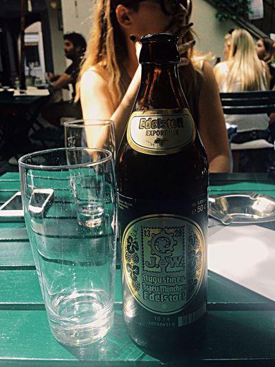 Augustiner Beer Vienna
