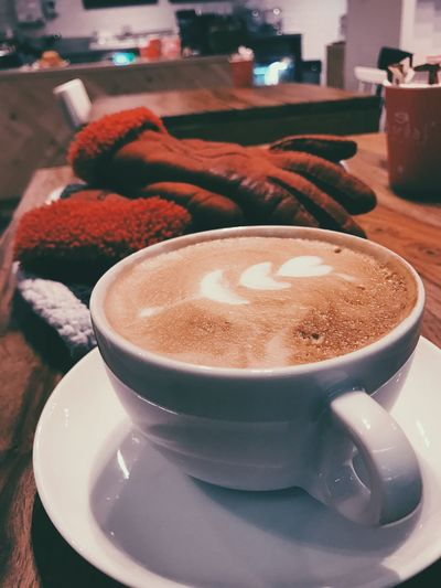Always Be Cozy Coffee Coffee Time Winter Urban Lifestyle Beverage