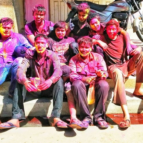 Festivalofcolor Holi Enjoyed Friendzzzz masti