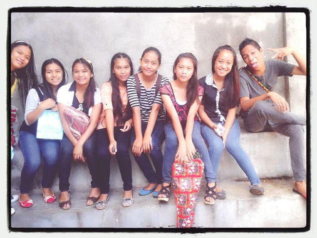 my Classmates 4rt year students^-^ meet them