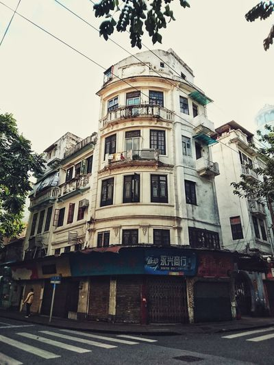 Architecture Building Exterior History Guangzhou Canton XperiaZ5 Architecture_collection Sony Xperia Citylife Urbanphotography Urban Exploration Cityscapes Lensculture Documentary Lensculturestreets Cityscape EyeEm Best Shots - The Streets Eye4photography  Street Photography Streetphotography Architecture Buildings Streetphoto_color Streetphotography Colors Snapshots Of Life