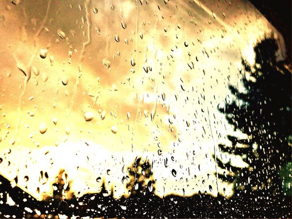 Water Day Good Times Sky Rain