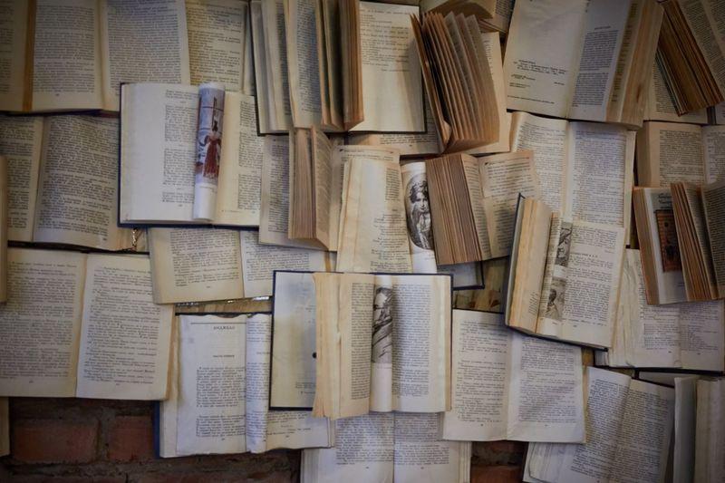 Book wall Loft