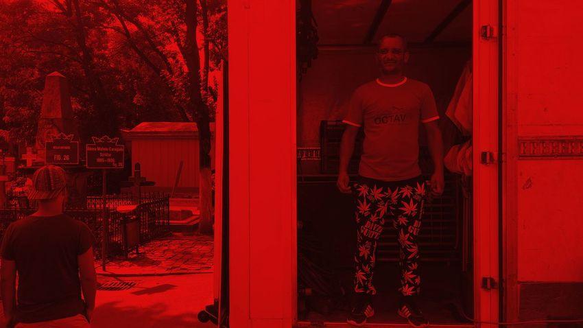 Red TheGreatOutdoors Davidguetta Belu