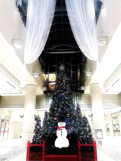 Built Structure Architecture Religion No People Place Of Worship Spirituality Flower Building Exterior Indoors  Day Christmas Decoration Christmas Lights Christmas Tree Celebration Christmas Snowman IPhone Iphone7 IPhoneography Tadaa Community