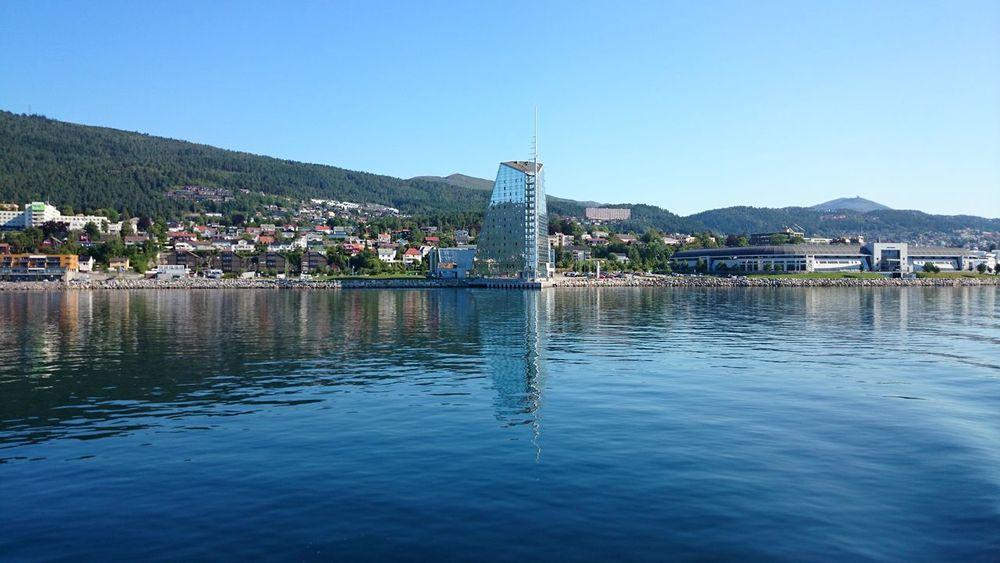 Visitnorway Summer ☀ Fjord Enjoying Life