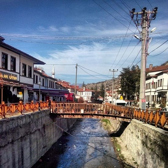 Bridge Town Historicbuilding Historicalartifact mystic hause