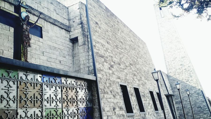 Panorámica de iglesia La Epifanía Church Architecture & Statues Modern Architecture Religion Is Art