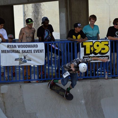 Ryan Woodward memorial skate comp. Skatelife Skatecompetition Memorial Skatememorial Goskate Skateday Love SkateLove Skateboard Shakejunt Goodlife Love Skatecomp Sk8te
