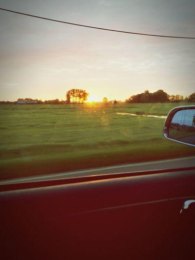 Feierabend am Morgen Taking Photos First Eyeem Photo Enjoying Life Hello World
