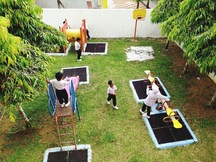 Life Kidergarten Happiness Kids Play Ground #urbanana: The Urban Playground Summer In The City Be Brave