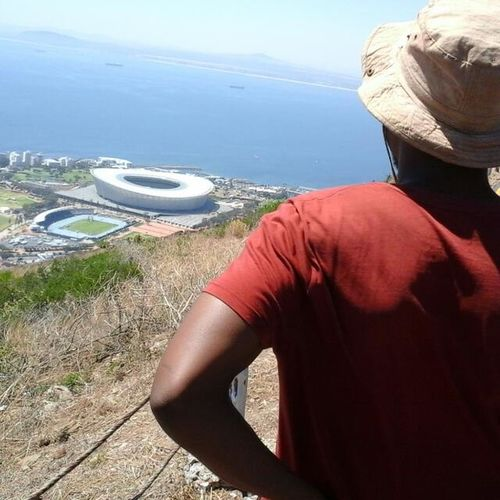 Tourist Stadium Ocean View Architecture Adventure Cape Town