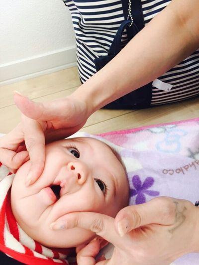 Baby Boy Babyboy 景登 Eito Cute Love 息子 Baby ❤ My Baby Lol :)