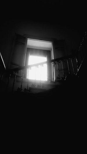 Stairs Oldstairs Alexandria Egypt Window Open Window Shadow Morning Light