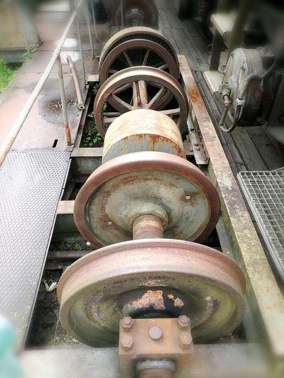 Train old Train