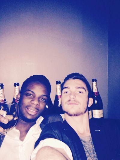 Man Blackooos ? Faces Of Weekend Clubbing LaLoge Champagne Moet Friend Folie