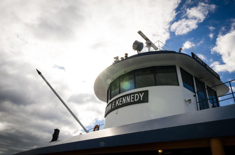 Boat Cloud -