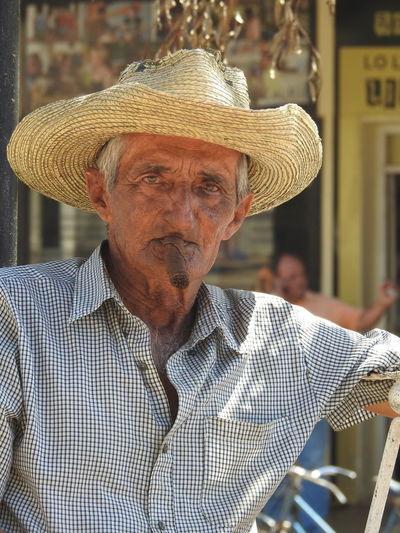 portrait Cigar
