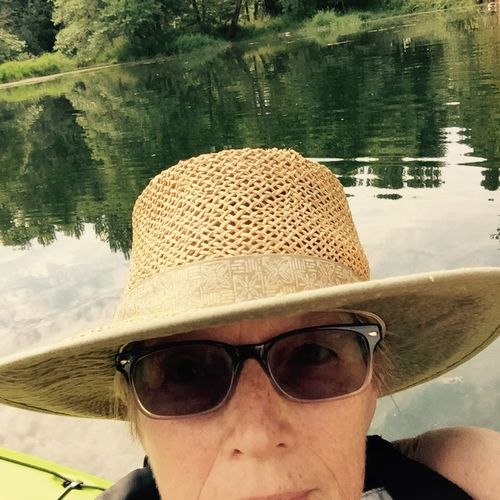 on a kayak on water portrait with hat Close-up Day Face Glasses Headshot Lake Leisure Activity Lifestyles Nature Outdoors Portrait Reflection On Water Rippled Sun Hat Tranquility Water
