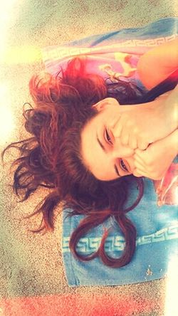 Hello World That's Me Crazy Love <3 Me