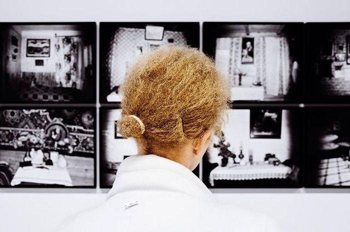 Zofia Rydet. Zapis Exhibition Warsaw Art Photography Sociology Poland Polish Blond Bw Moma