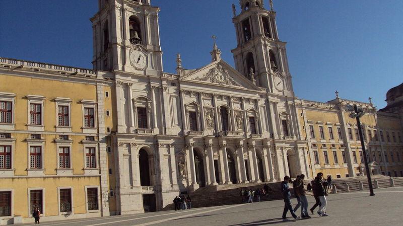 Mafra, Portugal Convento De Mafra