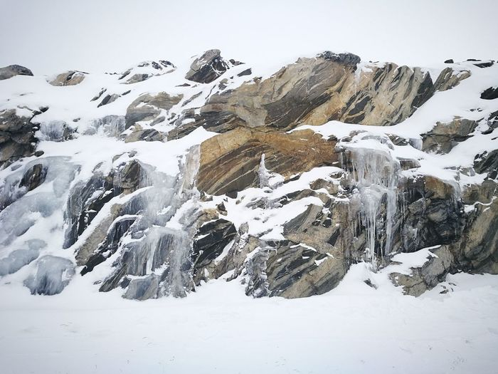 Snow Winter Rock Formation Nature No People Outdoors Landscape Scenics Beauty In Nature Greenland Nuuk Day Cold Temperature Nofilter Huaweiphotography