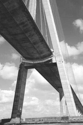France Honfleur Pont De Normandie
