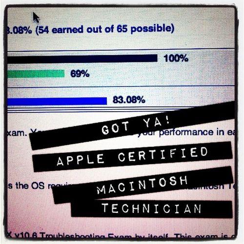 Yess! All done #acmt #acsp Acmt Acsp