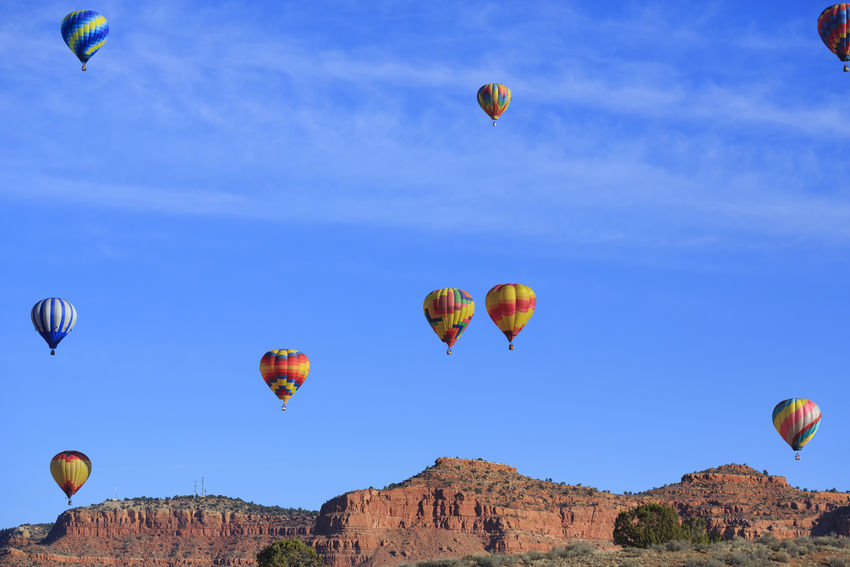 Hot air ballooons Rainbow Colors Travel Hot Air Balloons Transportation Recreation  Festivals Flight Balloons In The Sky Balloons Utah Canon Canon 5d Mark Lll Travel Photography I Hope My Pictures Touch Your Hart Idyllic The KIOMI Collection
