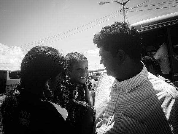 Traveling Home For The Holidays Togetherness People Connection Bonding Streetphotography Blackandwhite Black & White SUVA FIJI ISLANDS