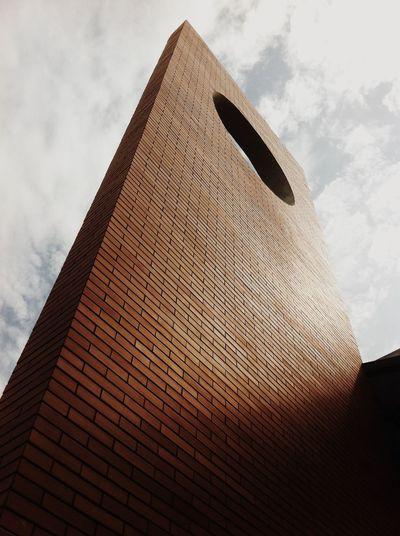 Building Campus Bricks Skyporn