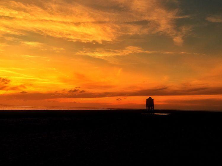 Little Lighthouse... Lighthouse Lighthouse_lovers Lighthouse Beach Lighthouse Tower Burnham Burnham On Sea Burnhamonsealighthouse Sunset Sunset_collection Sunset Silhouettes Beach Beachphotography Beach Photography