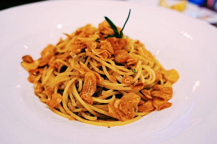 Pasta QX1 Sigma19mmArt Foodporn Garlic Pasta
