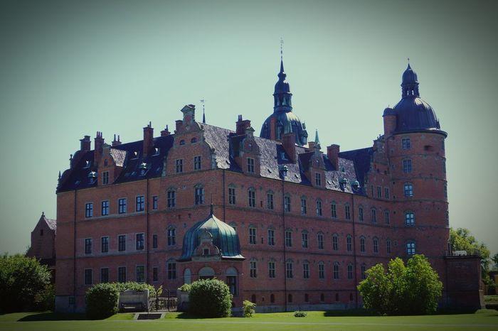 Vallø Slot Slot Vallø Zamek  Historical Monuments