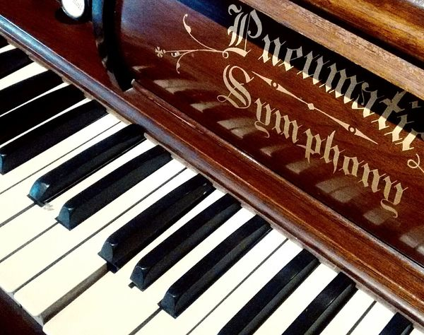 Piano🎶 Piano Keys Piano Keyboard  Close-up Vintage Piano Old Piano