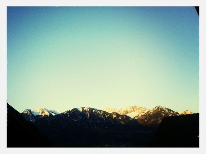 Aussicht Vom Balkon Heute Morgen *.*